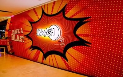 Smaaash it up