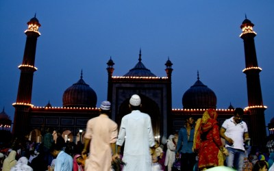 Photo Story: An Evening in the Alleys of Chandni Chowk During Ramadan