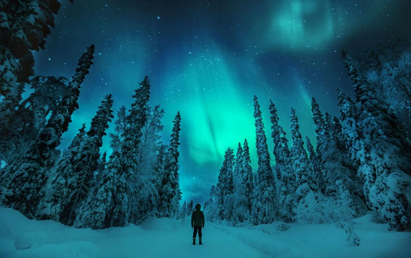 Best Time See Northern Lights Finland 2017