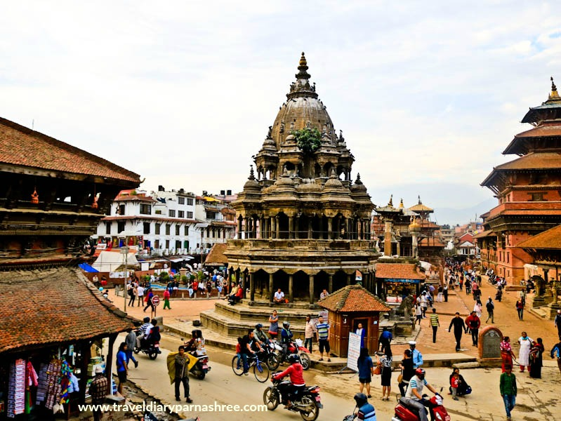 NEPAL, MY TRAVEL DIARY, TRAVEL BLOG, Patan Durbar Square