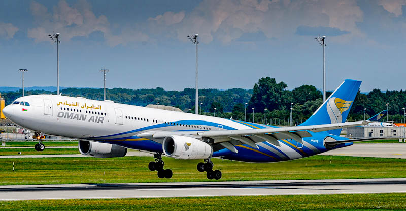 oman air essay Revealed: top 10 companies in oman  major projects in progress in oman include a rail network and new air and sea ports in addition,.