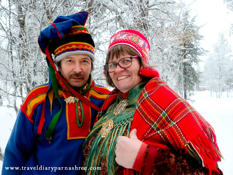 Share Your Smile With The Sami: The Indigenous People of Europe