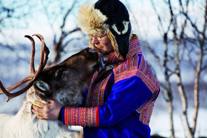 Share Your Smile With The Sami: The Only Indigenous People ...