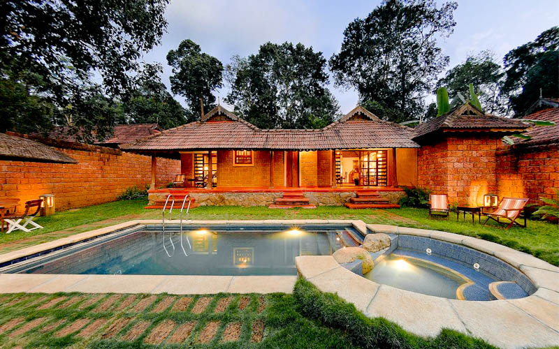 Evolve Back Coorg Resort: Beyond Coffee & Spice Plantations