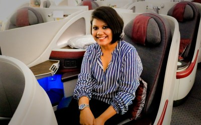 Flying Business Class with Qatar Airways: World's Best Business Class