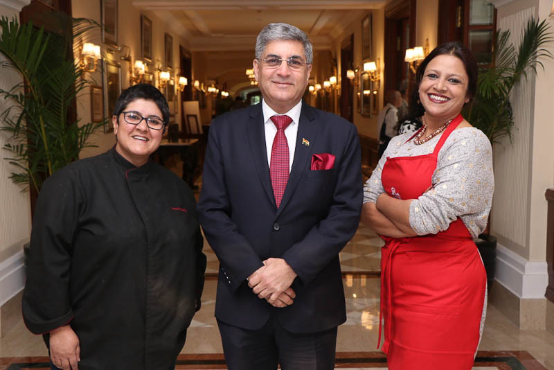 The Imperial Culinary Club Celebrated Women's Day