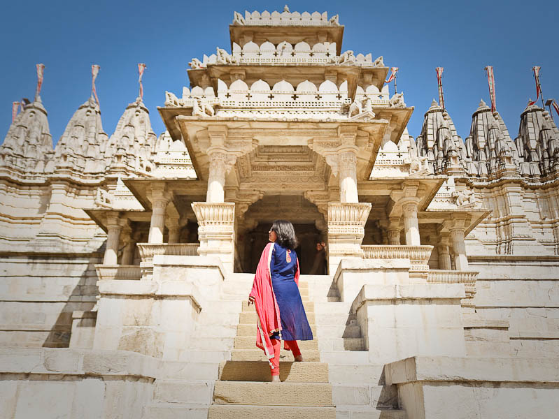 Why Ranakpur Jain Temple Should be On Your Udaipur Itinerary