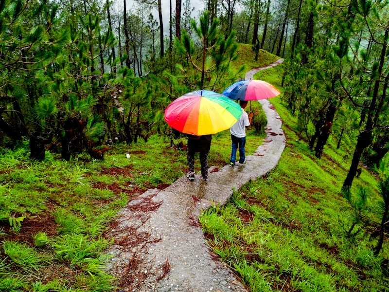 Monsoon destinations in India