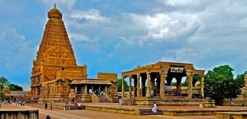 Must Visit Temples in Tamil Nadu