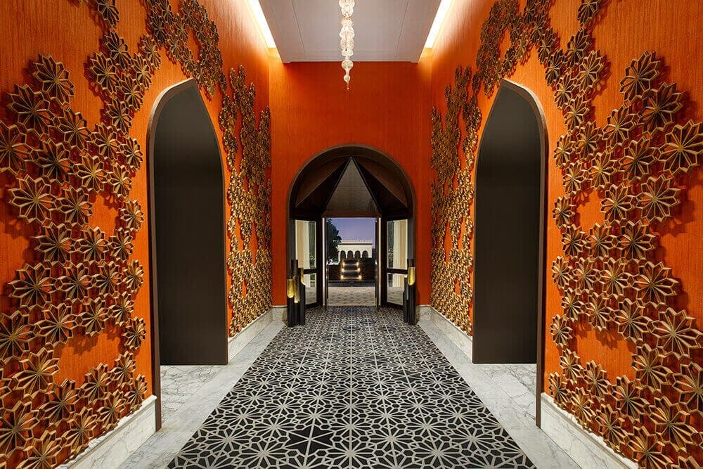 Welcome corridor of ITC welcomhotel amritsar