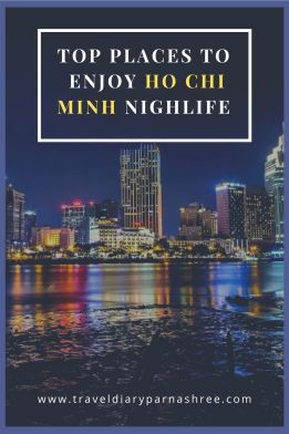 Nightlife in Ho Chi Minh