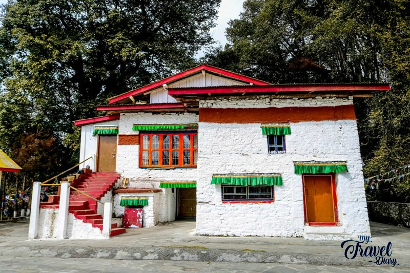 You can't miss visiting Urgelling Monastery is one of the Offbeat experiences in Tawang, Arunachal Pradesh