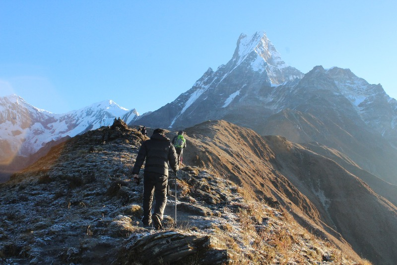 There are so many doable easy treks for beginners in Nepal