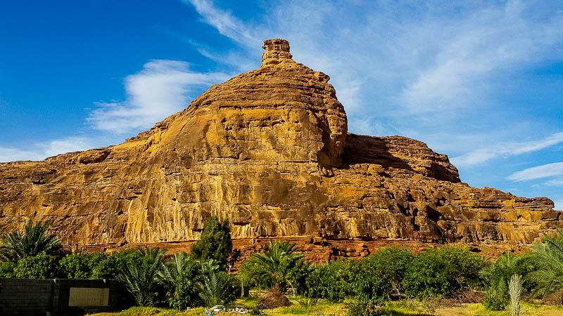 ROCK MOUNTAIN OF AL ULA