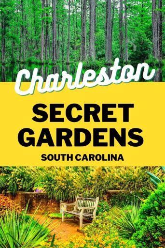 5 Secret Gardens of Charleston