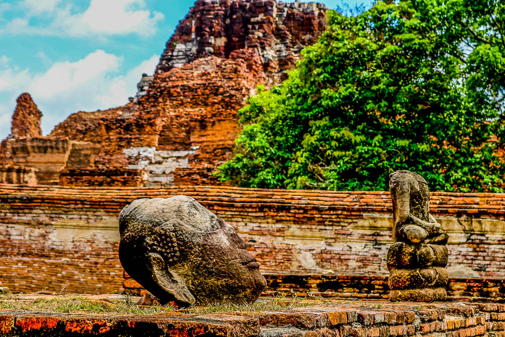 Rediscover the Ruined City of Thailand