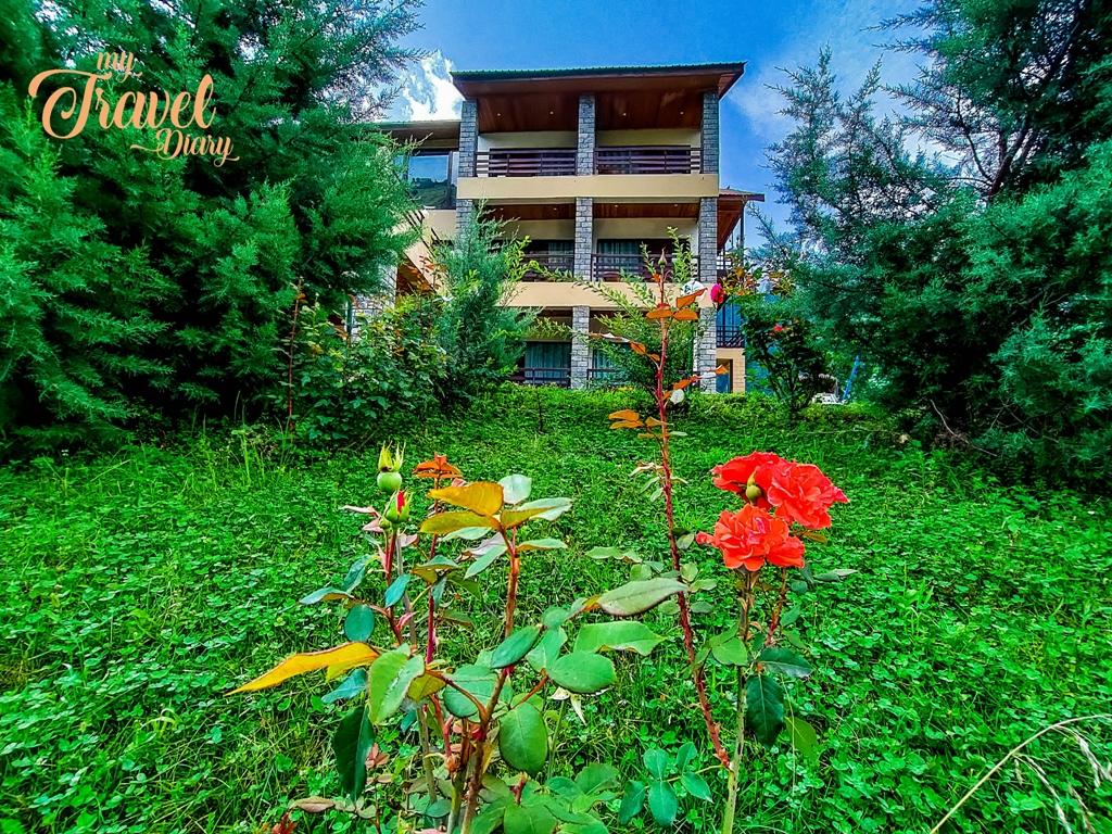 Hotel Rah Villas in Sonamarg, Kashmir