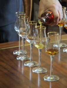 A Tasting Session in the Chateau de Cognac in Cognac, France