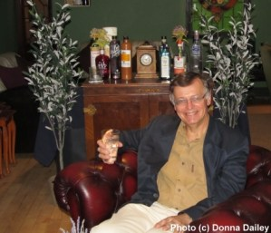 Travel Distilled Enjoys the Best Gin and Tonic ever, at the City of London Distillery