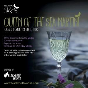 Queen of the Sea Martini