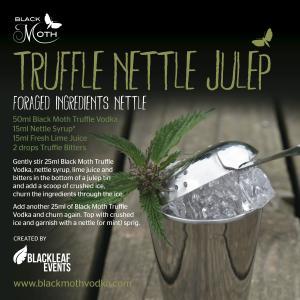 Truffle Net Julep