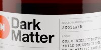Dark Matter Scottish spiced rum bottle as a featured image