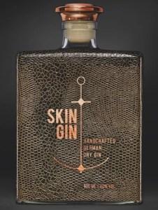 Skin Gin Bottle