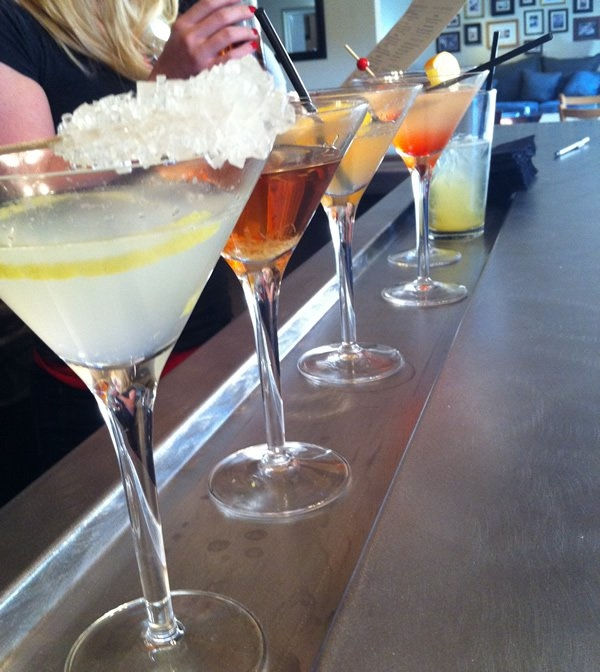 The Citizen Public House cocktail bar in Phoenix Arizona