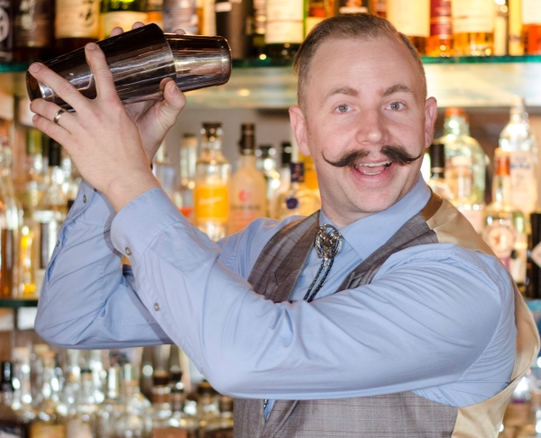 Travis Nass of The Last Drop cocktail bar in Phoenix Arizona