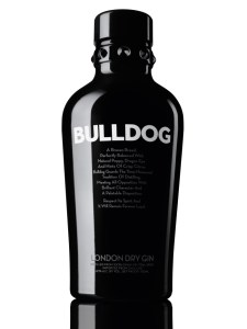 Bulldog Gin bottle