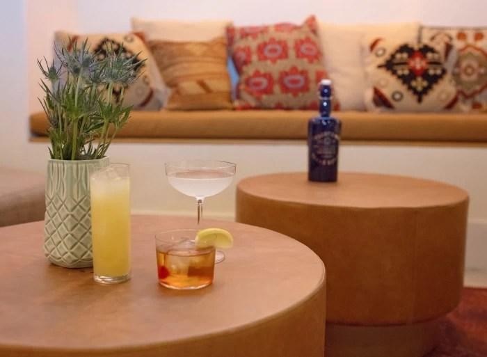 Desert Door Texas Sotol Tasting Room cocktail