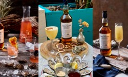 Three Talisker Whisky Cocktails for Pairing with Oysters