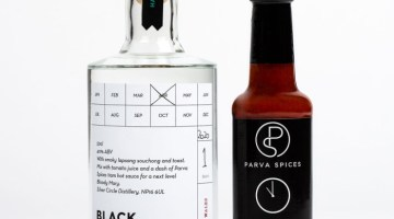 Black Garlic Vodka Bloody Mary Kit