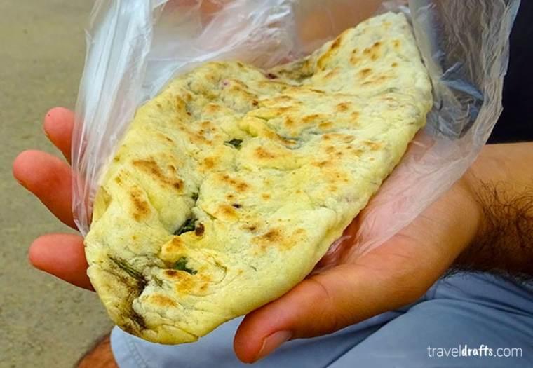 Traditional Armenian food