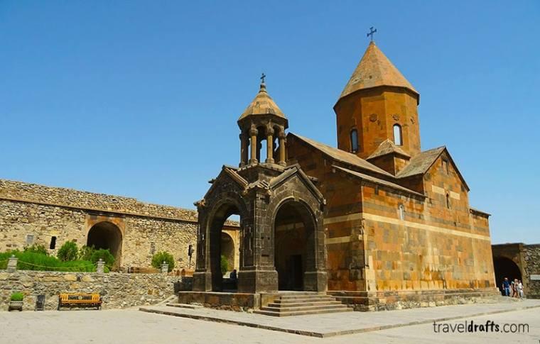Armenia travel - Mount Ararat