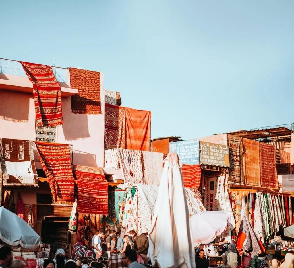 Morocco shopping tips