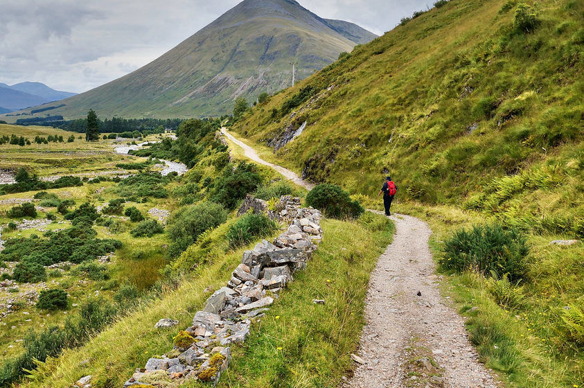 Best hikes in Europe, Scotland