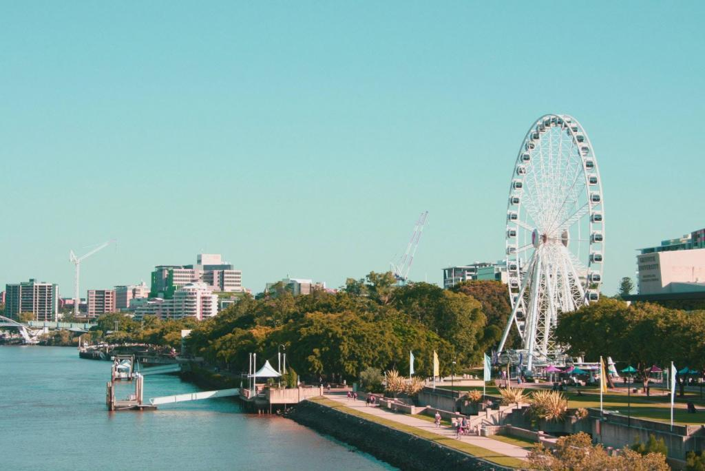 The Wheel of Brisbane, Australia