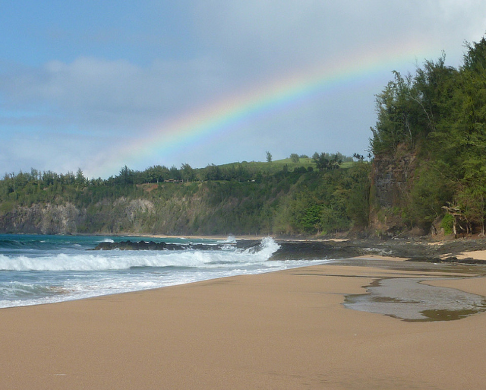 Secret Beach, Kauai. Most remote beaches in the world, Hawaii. Jessica Merz | Flickr Profile