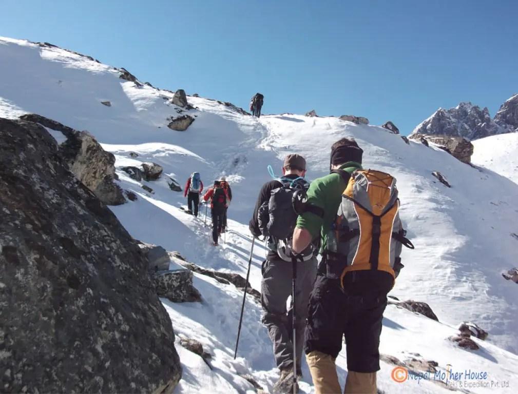 Everest Base Camp Trek tour