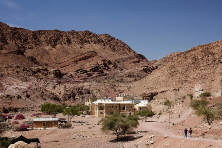 Eco-Tourism at Wadi Feynan Ecolodge