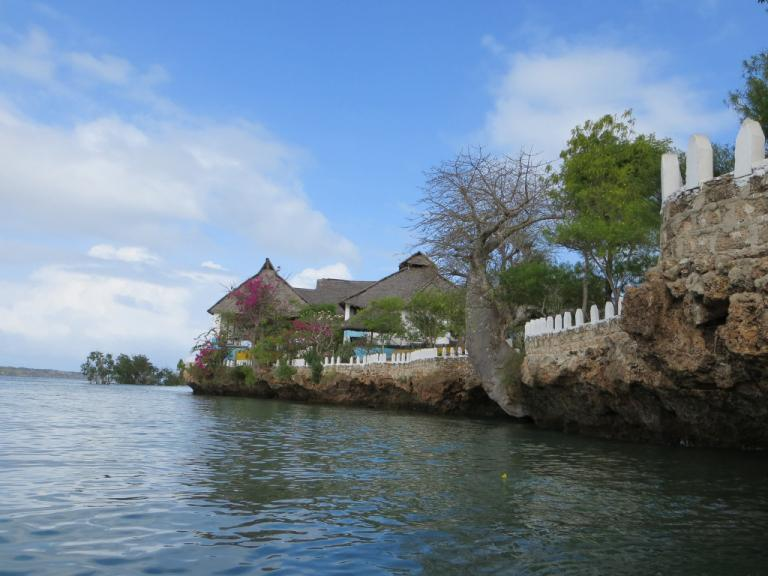 Hidden Paradise on Wasini Island in Kenya
