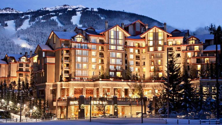 Whistler Village Hotels: The Westin Whistler Resort and Spa