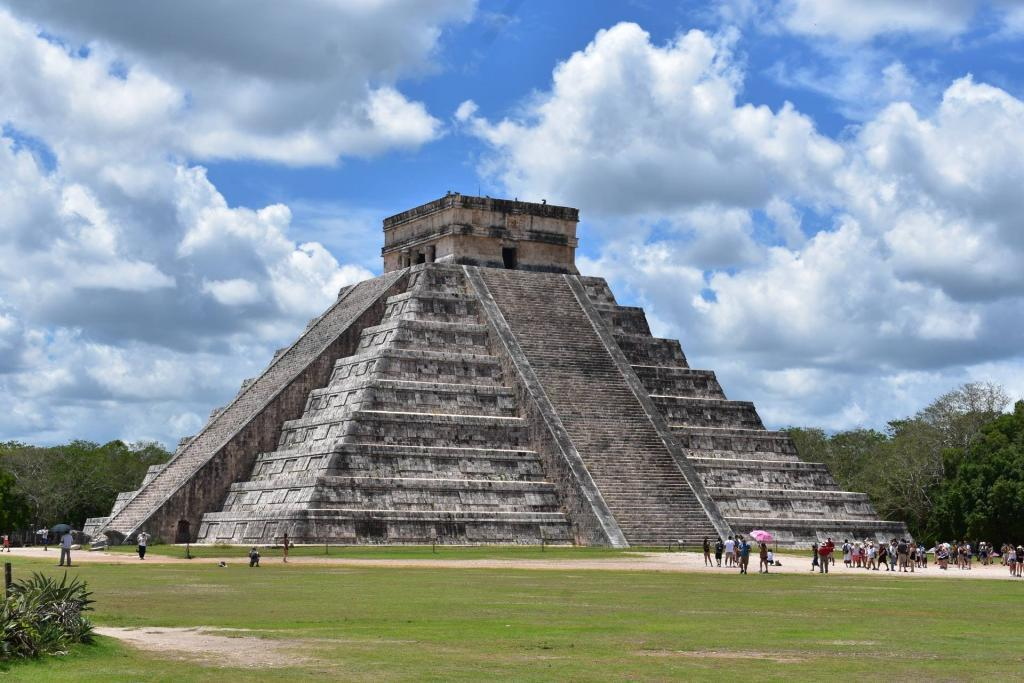 Chitchen Itza - Cancun historical sights