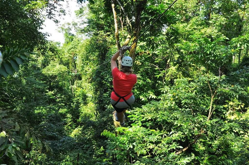 Hacienda Guachipelin Adventure Tours, Costa Rica
