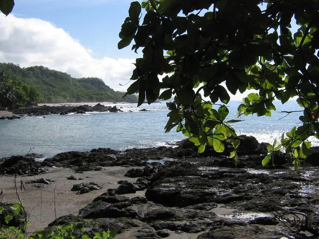 Costa Rica itinerary, Montezuma
