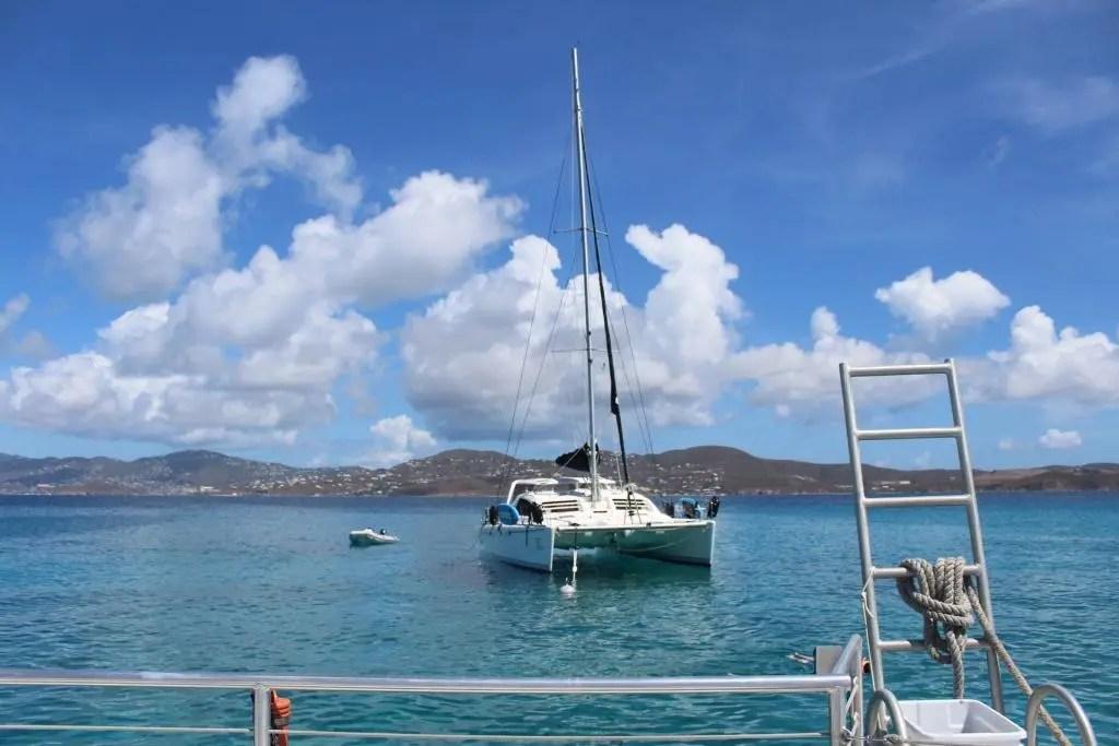 Island hopping in the Caribbean - The Virgin Islands