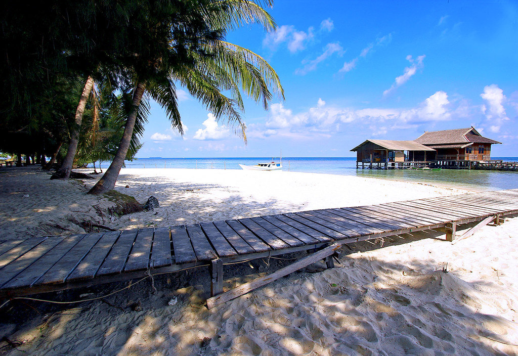 Karimunjawa island, Indonesia