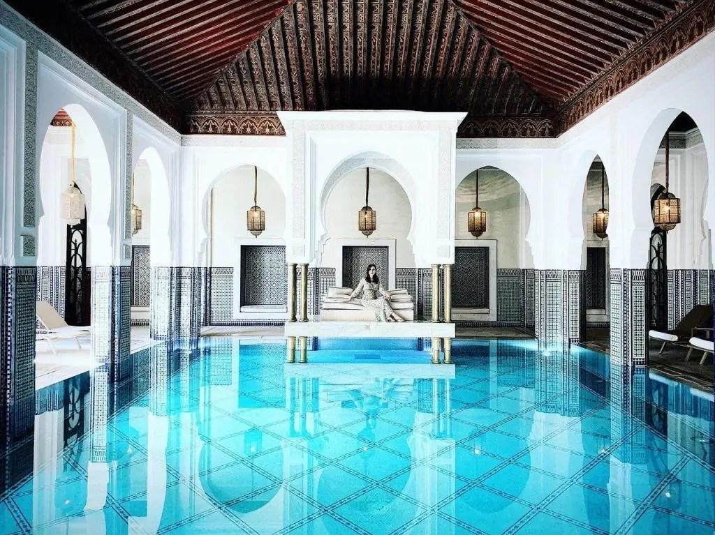 The Moroccan Hammam