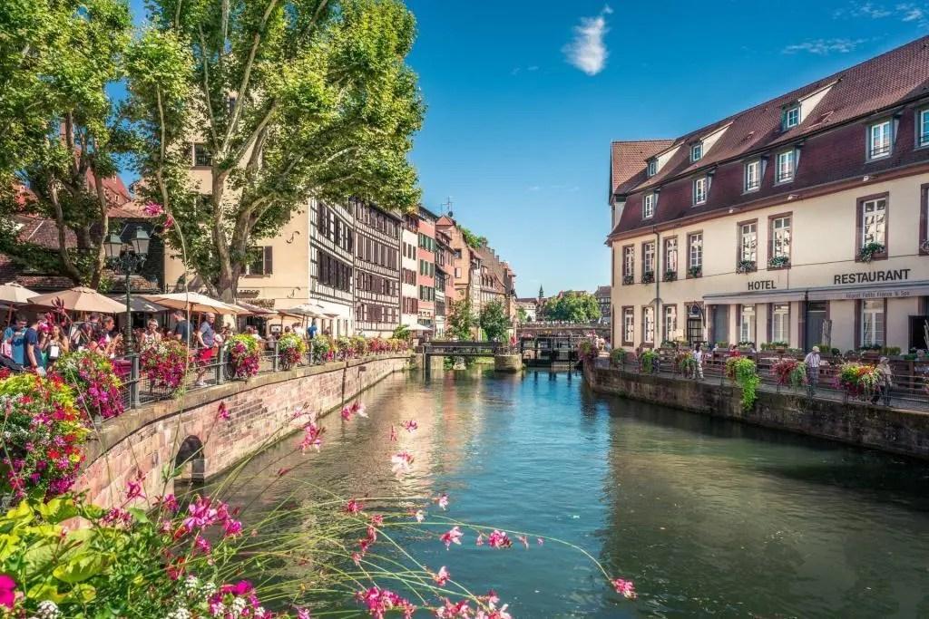 Weekend in Strasbourg, France